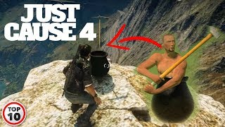 Easter Eggs You Missed In Just Cause 4