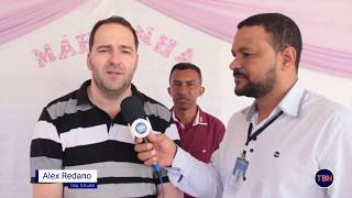 0ccdad1b38 Alex Redano entrega Kit Mãezinha Rondoniense para gestantes de Buritis