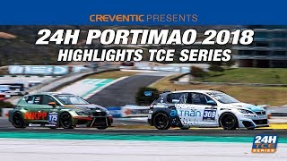Highlights TCE SERIES Hankook 24H Portimao 2018