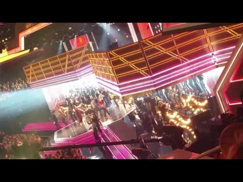 Lady Antebellum  You Look Good featuring the UNLV Marching Band  52nd ACM Awards  4217