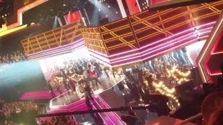 Lady Antebellum - You Look Good (featuring the UNLV Marching Band) - 52nd ACM Awards - 4/2/17