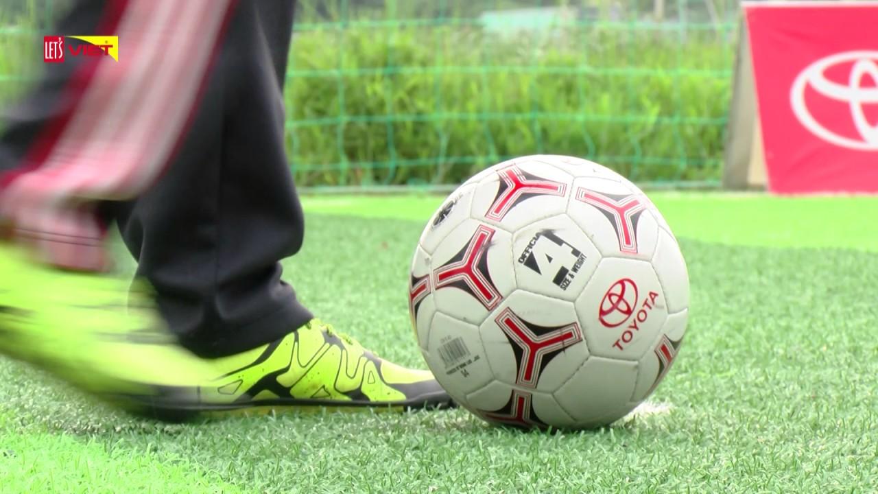 Khi trái bóng lăn - Tập 77 - Kỹ thuật ghi bàn khi đối mặt thủ môn - phần 2