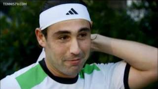 Baghdatis Answers Rapid-Fire Questions In Indian Wells