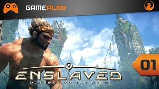 Enslaved: Odyssey to the West - Premium Edition - GamePlay Detonado - Legendado - PTBR 01