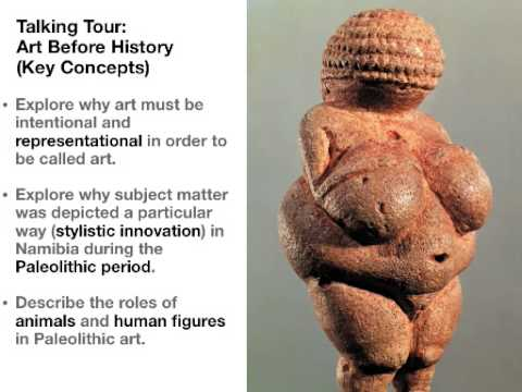 Unit I-A: Art Before History Part 1