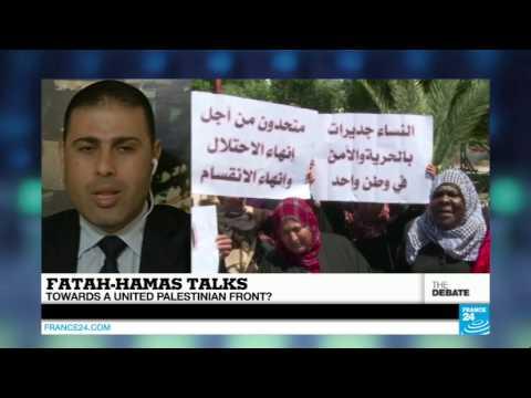 Fatah-Hamas Talks (part 2) - #F24Debate