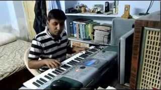 Kal ho na ho (Har ghadi badal rhi hai) keyboard cover