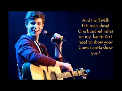Shawn Mendes- Show You