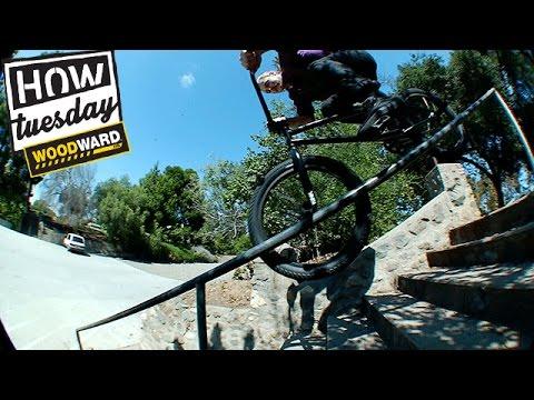 BMX: How-to – Grinding Rails w/ Calvin Kosovich | RideBMX