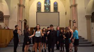 The Middle (Zedd & Maren Morris) – Overflow A Cappella