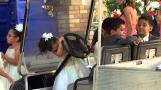 Wedding Videography Highlight Reel at Kings Country Club in Hanford,CA