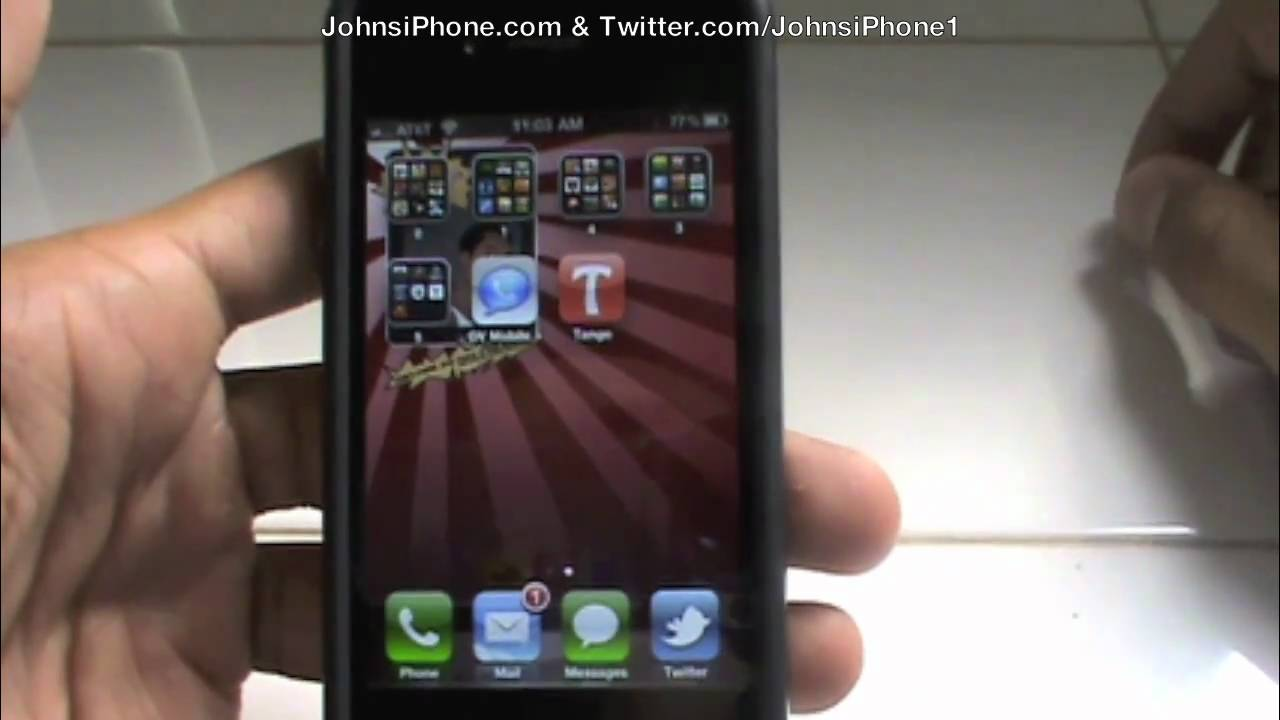 FaceTime over 3G & Facetime from iPhone to AnDroid Video Chat No JailBreak  needed with Tango App