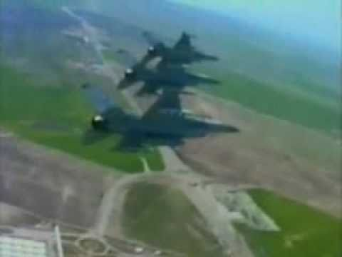 FIREPOWER - F-16 Wild Weasel Missions (Part 2)