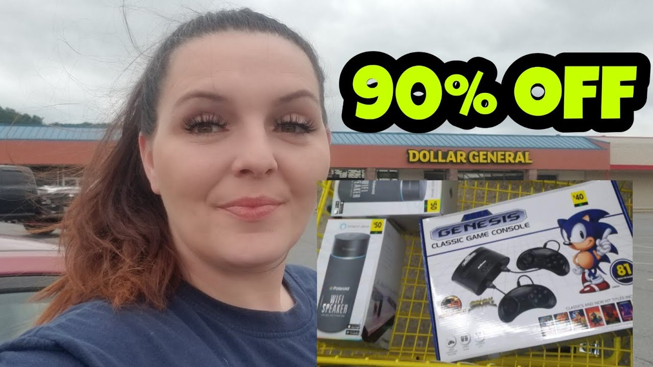 Penny List & 90% Off at Dollar General June 11 2019