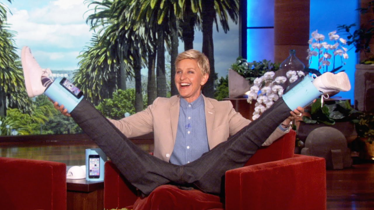 Ellen 39 s 1 900th show youtube - Ellen show videos ...