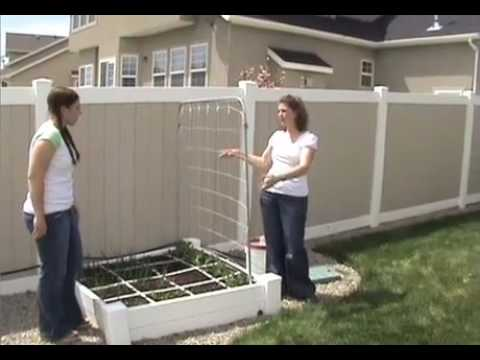 Attractive Square Foot Gardening 101   YouTube