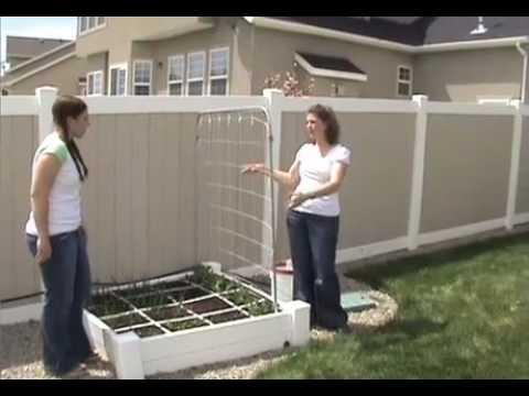 Square Foot Gardening 101 Youtube