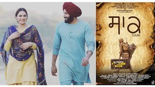 SAAK PUNJABI MOVIE | Exclusive Interview Jobanpreet Singh | Latest Video 2018 | Amazing Tv