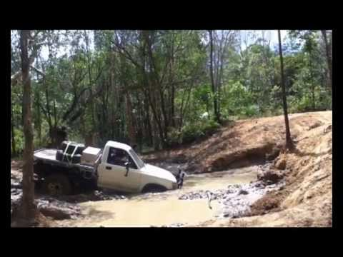 Four Wheel Driving at the Glass House Part 1