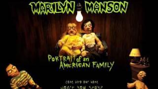 Скачать Marilyn Manson Portrait Of An American Family Mix 001
