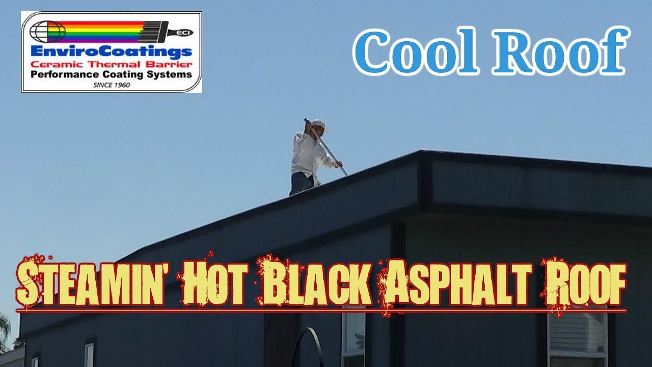 Heat Reflective Cool Roof - EnviroCoatings USA