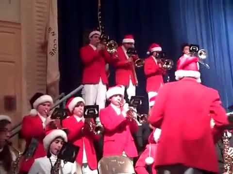 Finley Middle School Winter Concert '09 II