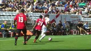 Resumen Rayo Vallecano 1 - RCD Mallorca 0. Liga 123 Temporada 16/17