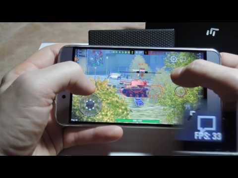 Leeco Le 2 тормозит в игре World of Tanks Blitz