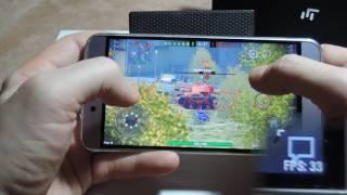 Leeco Le 2 тормозит в игре World of Tanks Blitz(, 2016-10-10T04:59:09.000Z)