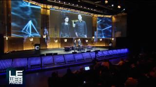 Opening remarks Geraldine & Loic Le Meur, LeWeb Founders - LeWeb Paris 2012 - Plenary 1