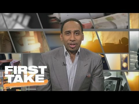 Stephen A. Smith Expects The Dallas Cowboys To Get Worse | First Take | March 17, 2017