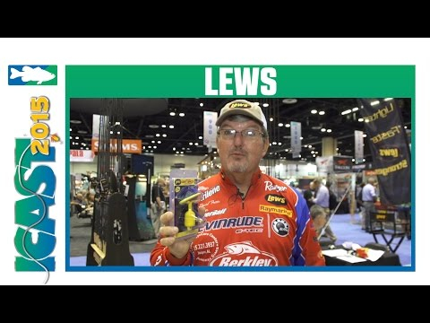 Lew's David Fritts Get Back Lure Retriever With David Fritts | ICAST 2015