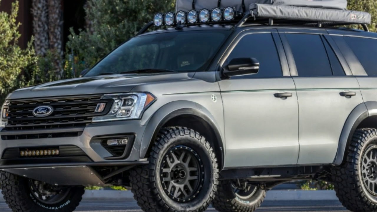 2018 ford expedition test drive and review la auto show. Black Bedroom Furniture Sets. Home Design Ideas