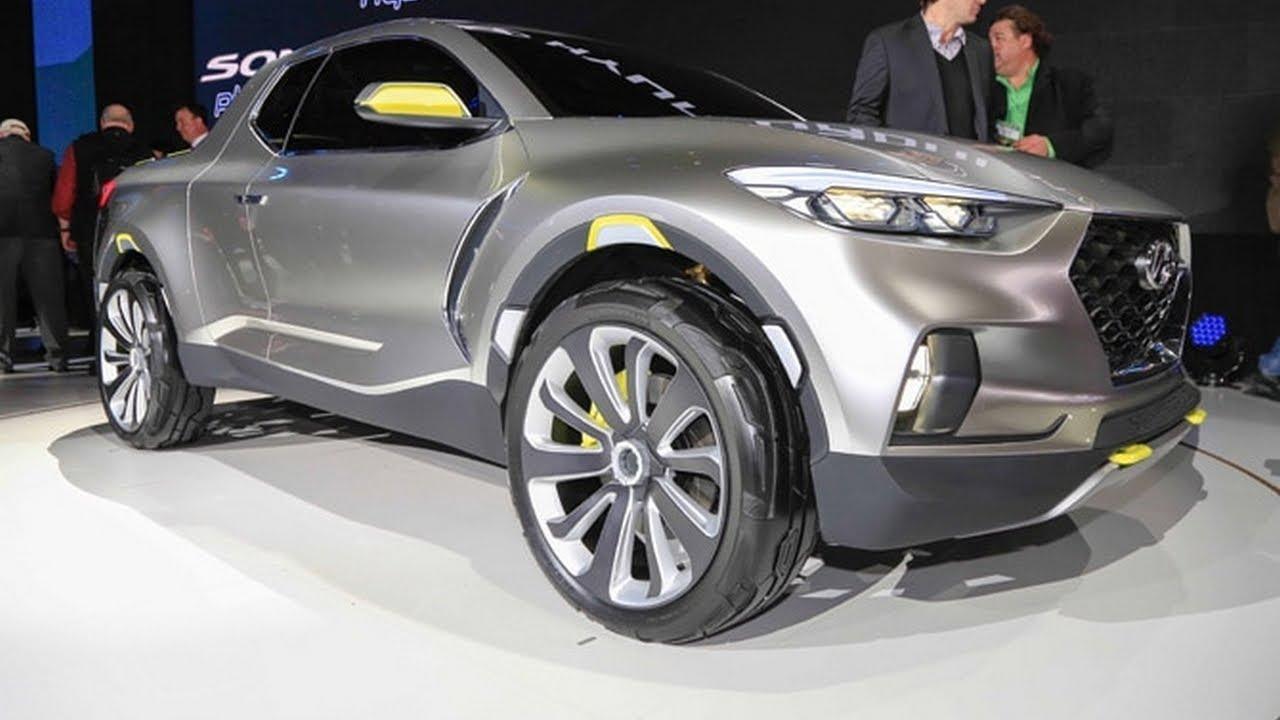 Fascinating 2019 Hyundai Santa Cruz Revealed Youtube