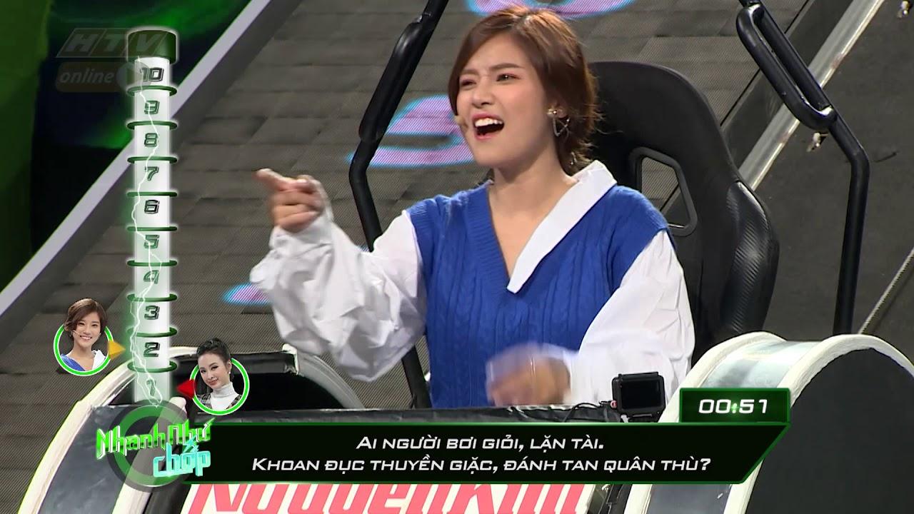 image Hoàng Yến Chibi gỡ hòa hoàn hảo | NHANH NHƯ CHỚP | NNC #38 | 29/12/2018