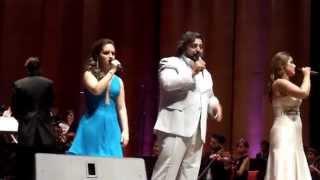 """Brindisi """"La Traviata"""" Giuseppe Verdi - Concerto Pela Vida - Bravo Pavarotti"""