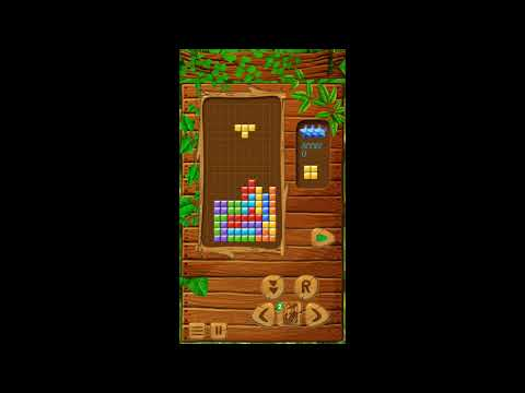 Tetris Game ROYALE FREE On Play Store (Game Trailer) Android