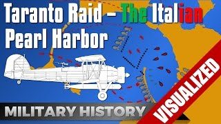 Battle: Taranto Raid - Italian Pearl Harbor