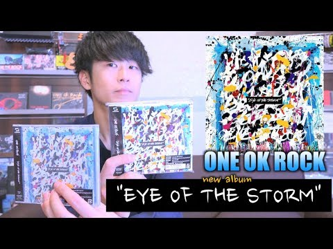 "【ONE OK ROCK】""Eye of the Storm""New album 2019 review. Mp3"