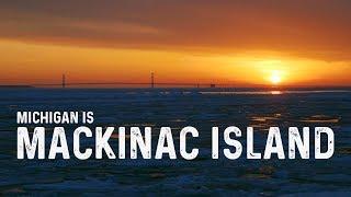 A Tale of Two Islands: Mackinac Island in the Off-Season