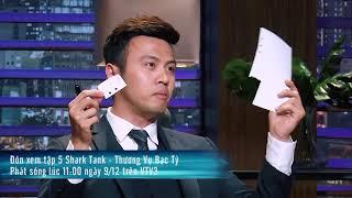 Thương vụ bạc tỷ - SHARK TANK Việt nam - Trailer tập 5