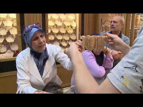 هذا الصباح-سوق الذهب بمدينة طرابلس اللبنانية  - نشر قبل 16 ساعة