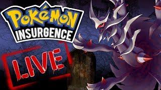 CIĘŻKI TRENING! - Pokemon Insurgence [STREAM] - Na żywo