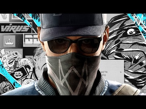 WATCH DOGS 2 All Cutscenes (Game Movie)...