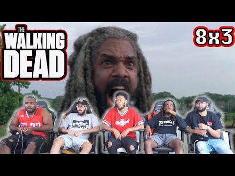 "The Walking Dead Season 8 Episode 3 ""Monsters"" Reaction/Review"
