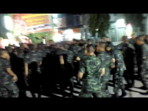 สังสรร ทหารใหม่ ผลัด 2/58  บชร.2 วันกองทัพไทย