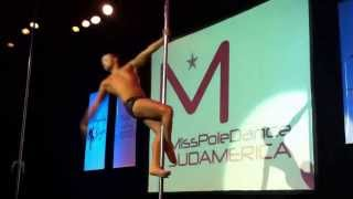 Pole Dance competition final - Miss Pole Dance Argentina & Sudamérica 2013 vid 17