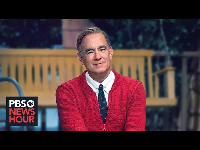 How Tom Hanks And Matthew Rhys Got Into Character For Mister Rogers Movie Pbs Newshour