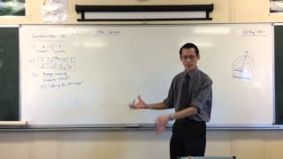 Straight Line Motion: introductory example question