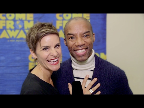 Jenn Colella and the Stars of Come From Away Introduce Their New ...